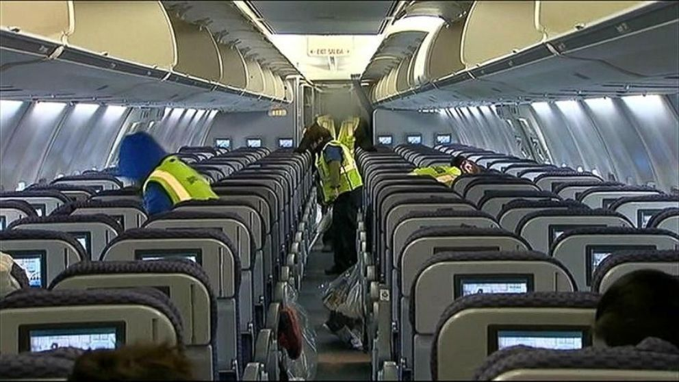 Ebola: Cabin Pressure Video - ABC News
