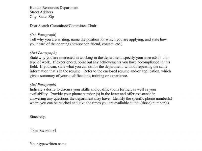 Stylist And Luxury How To Address Cover Letter With No Name 12 If ...