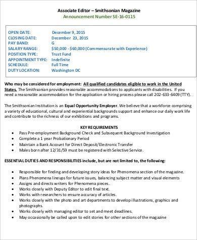 Technical Writer Job Description. Best Resume Editing Websites ...