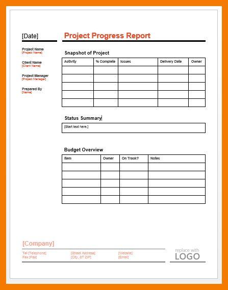 11+ template progress report | resume holder