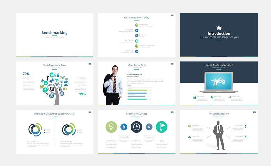 60+ Beautiful, Premium PowerPoint Presentation Templates   Design ...