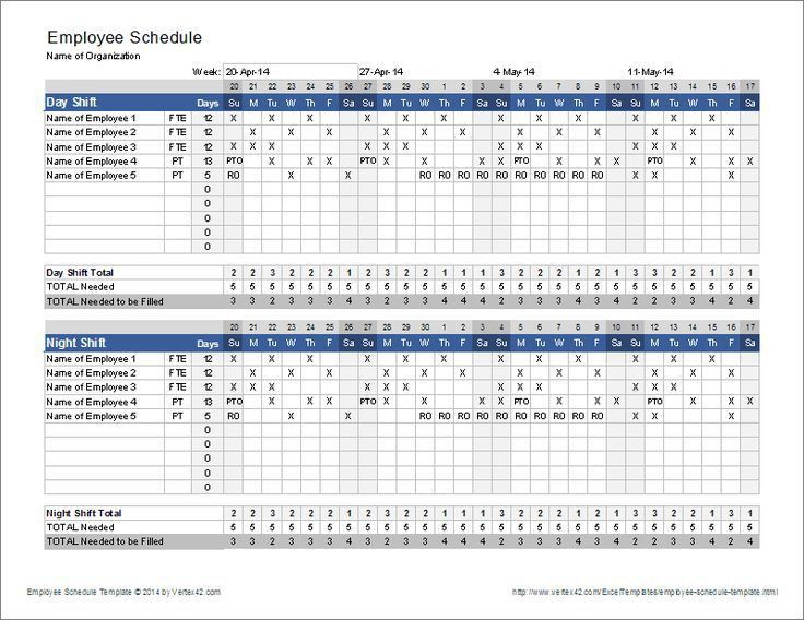 Sample Vacation Calendar. 12 Month Marketing Plan Template 12 ...