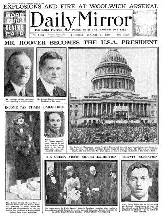 1929 Newspapers - Historic Newspapers
