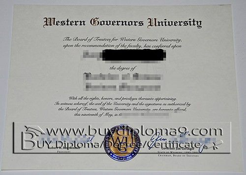 western governors university degree Buy diploma, buy college ...