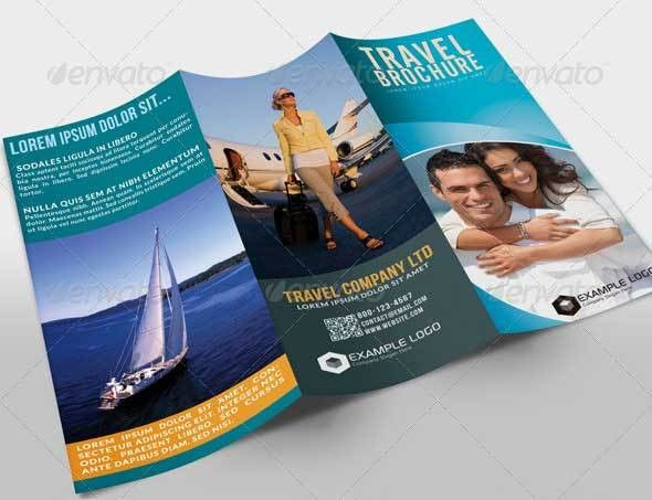 Travel Brochure Templates - 21+ Download in PSD, Vector EPS ...