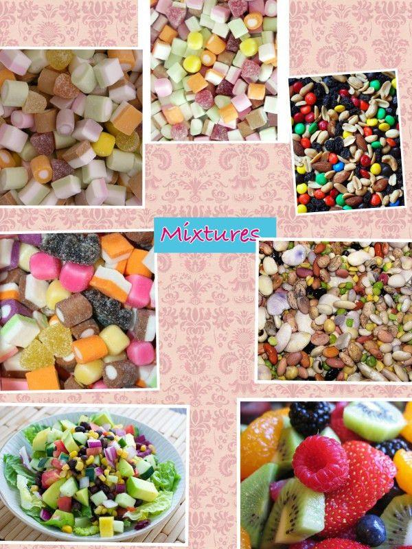 Mixtures - Kimberly's Blog