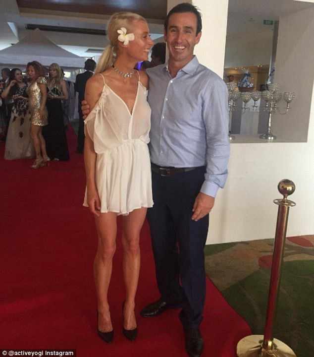 Andrew Johns 'dating yoga instructor' Kate Kendall following split ...