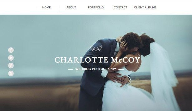 Photography Website Templates | Wix