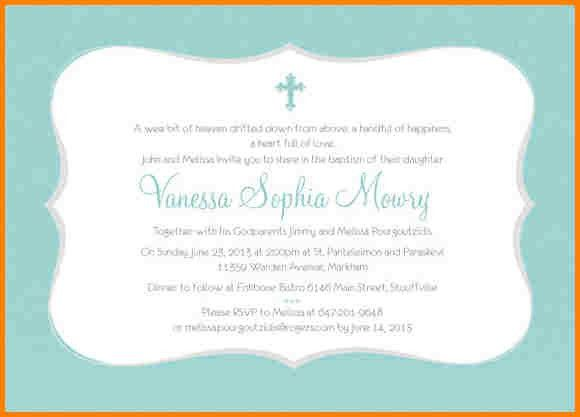 10+ baptism invitations templates | artist resume
