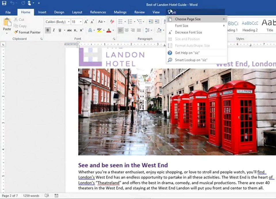 Microsoft Word Training Manual | Jobs.billybullock.us