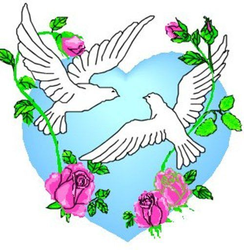 Wedding Dove Clipart | Free Download Clip Art | Free Clip Art | on ...