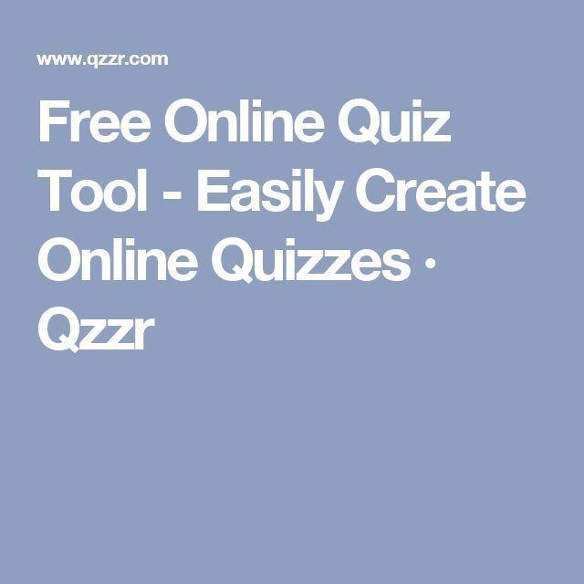 Online Quiz Templates | Coverletter.csat.co
