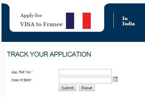 How To Track Your Schengen Visa Application Status Online and ...