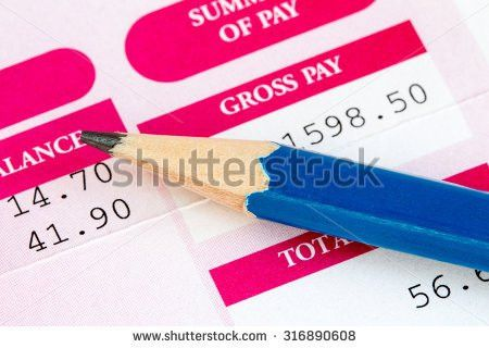 Wage Slip Stock Images, Royalty-Free Images & Vectors | Shutterstock