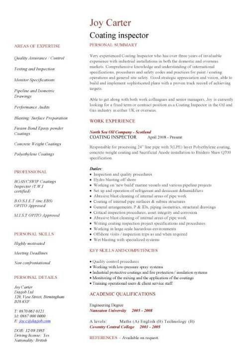 Amazing Construction Resume Template 9 Worker Sample - CV Resume Ideas