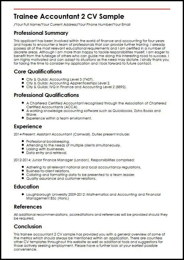 junior accountant resume sample keyword optimized junior