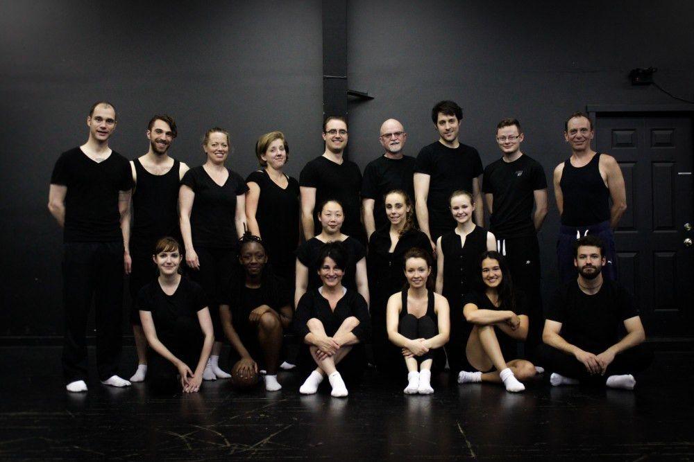 TNB Professional Actor Training: Summer 2015 - Theatre New Brunswick