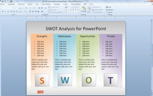 15 SWOT Analysis PowerPoint Templates in PPT/PPTX | Ginva