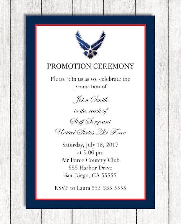 10+ Ceremony Invitation Templates | Free and Premium Design ...