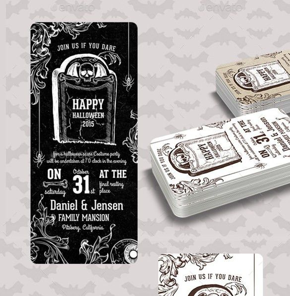 Ticket Invitation Template - 55+ Free PSD, Vector EPS, AI, Format ...