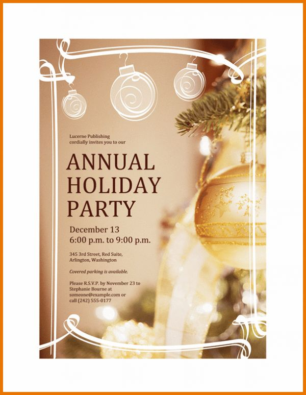 Free Holiday Party Invitation Templates.TR010246178.png | Scope Of ...