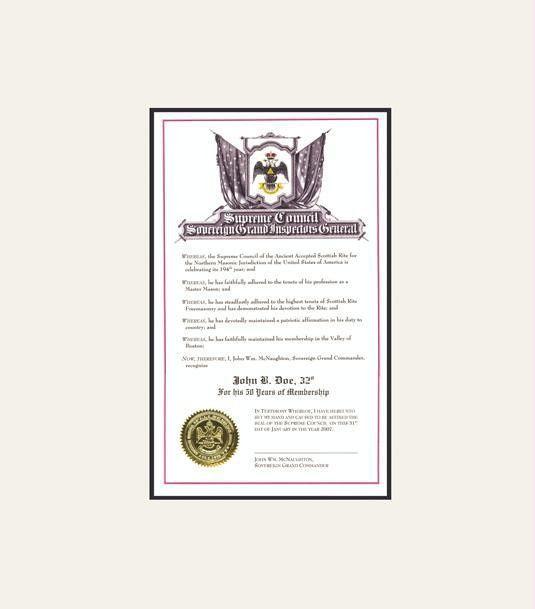 Custom Diploma Frames & Certificate Frames - Framing Success: SCSR ...