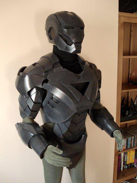 The Foam suit – XRobots
