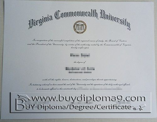 Virginia commonwealth university Buy diploma, buy college diploma ...