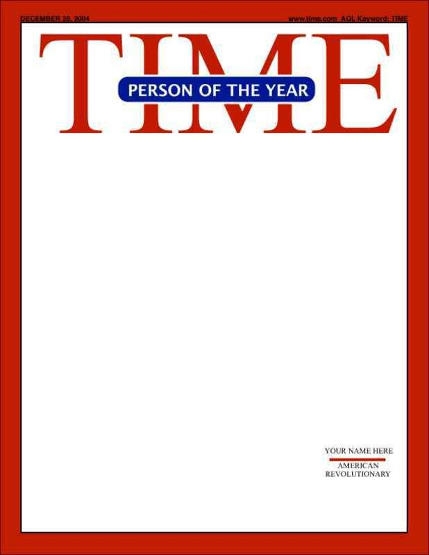 time magazine person of the year Blank Template - Imgflip