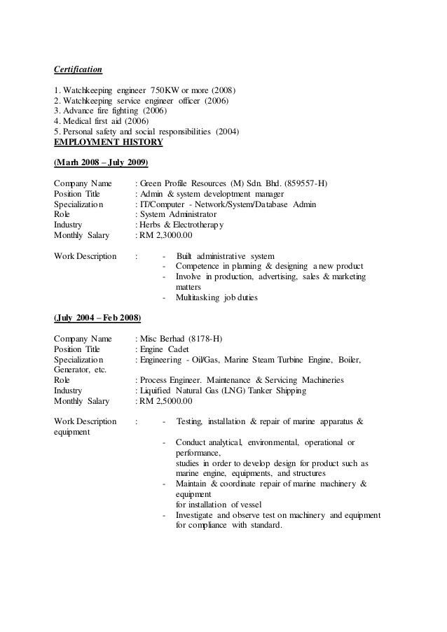 18+ [ Sales Marketing Resume Sample ] | Njrotc Cadet Reference ...