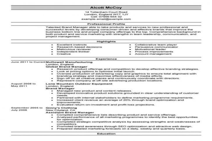 Hr Executive Resume Samples | Research Plan Example