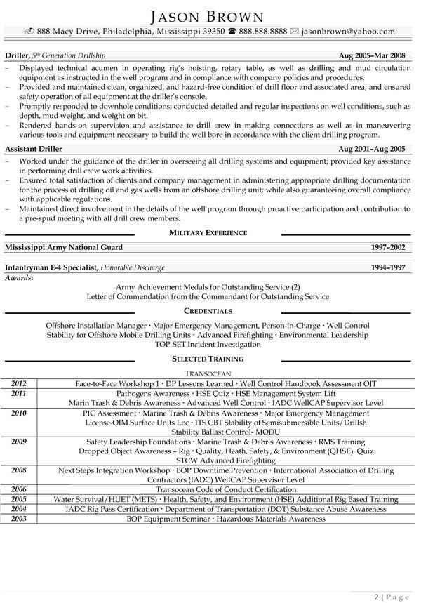 Aviation Resume Examples. Resume Examples Aviation Industry Resume ...
