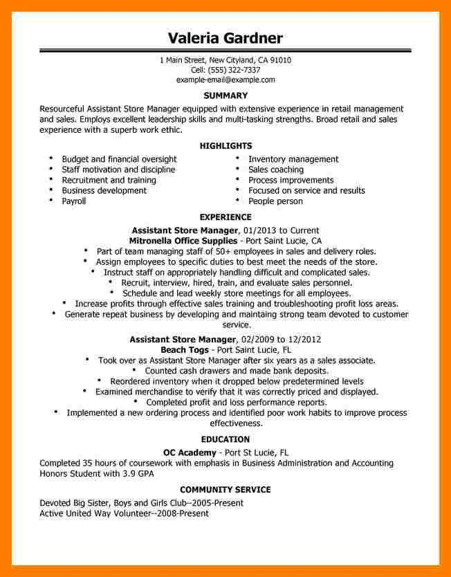 grocery manager resume store manager resume grocery department