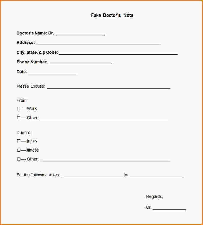 Printable Doctors Notes.Doctors Excuse Note Template For Work.jpg ...