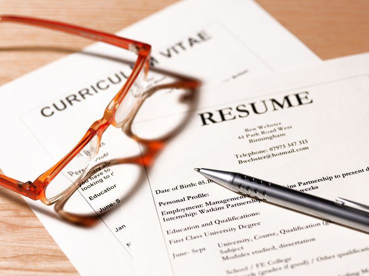 Writing Tips To Create Or Update Your Resume