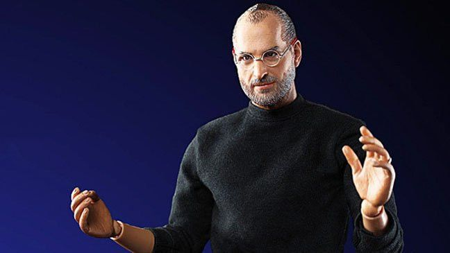Steve Jobs Action Figure Designer Apologizes to Fans of Apple ...