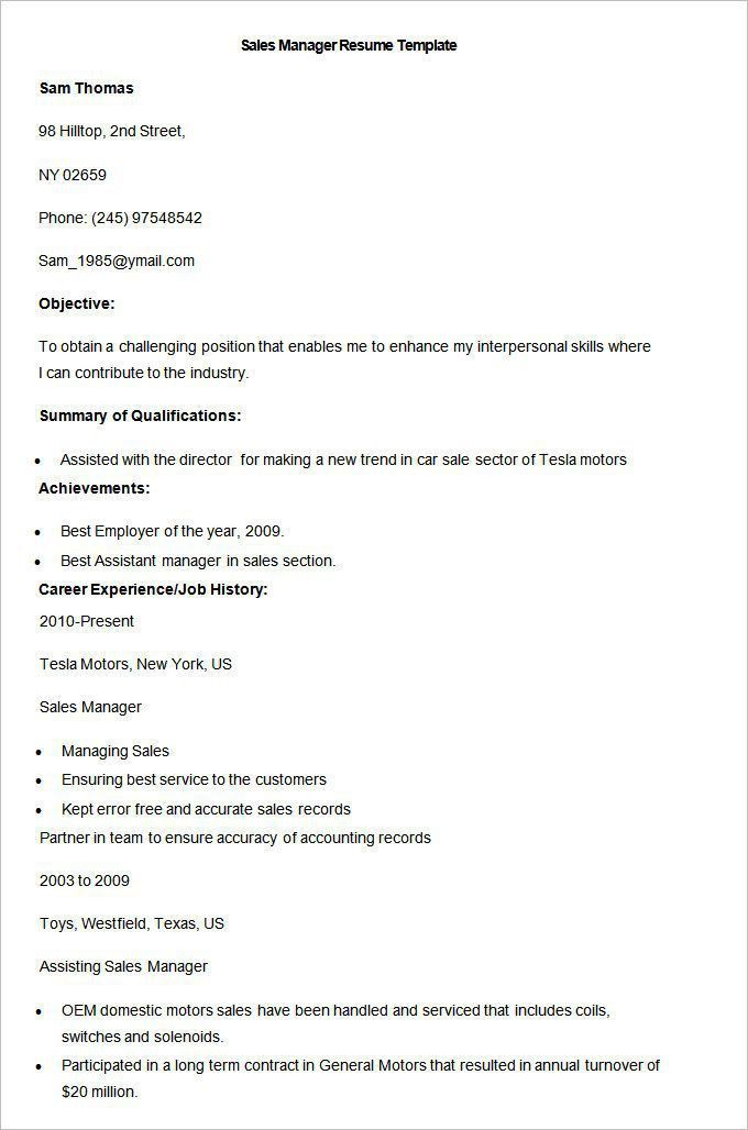 management consulting resume sample choose sales resume resume ...