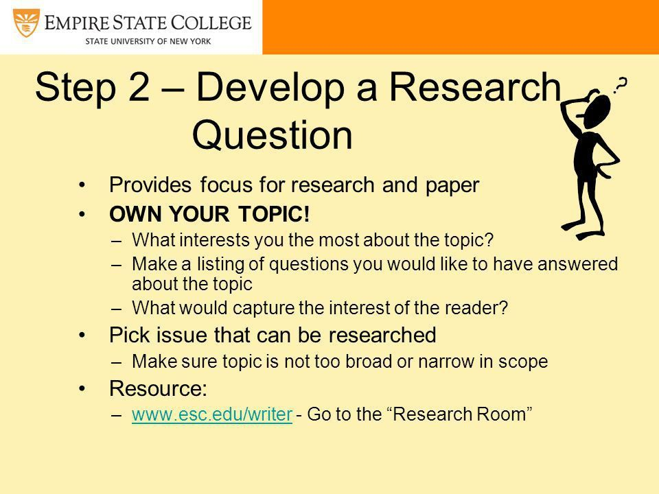 Hypothesis example in research paper - Advantages of Selecting ...