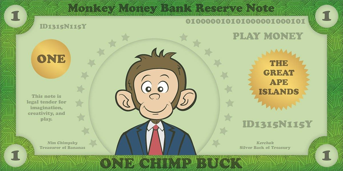 Printable Play Money for Kids & Play Money Template - Money Games