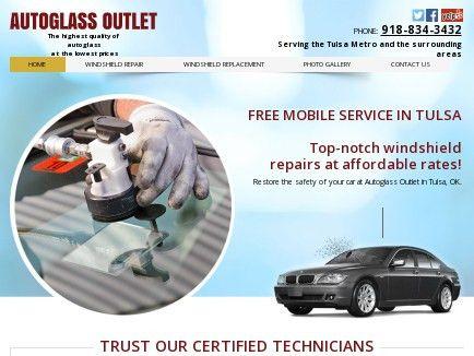 Autoglass Outlet | Windshield Repair | Tulsa, OK