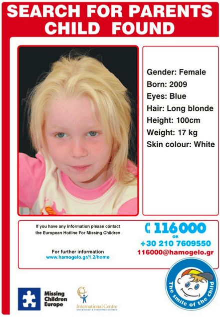 Missing Child: How Sharing That Picture Can Put Lives At Risk ...