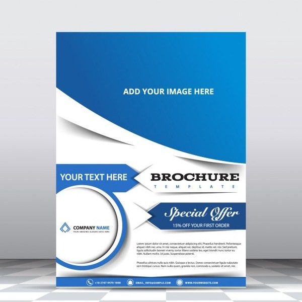 Free Brochures - 32+ PSD, InDesign, Illustration Format Download ...