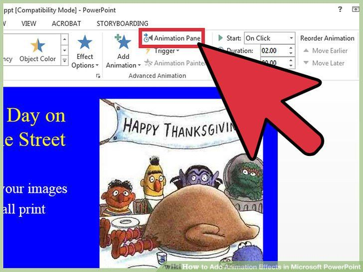 3 Ways to Add Animation Effects in Microsoft PowerPoint - wikiHow