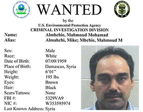 EPA Most Wanted Fugitives - Stories Behind the Crimes - The Daily ...