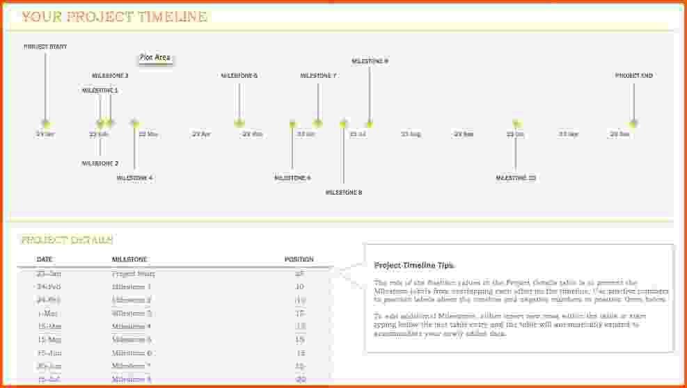 13+ microsoft timeline template | Survey Template Words
