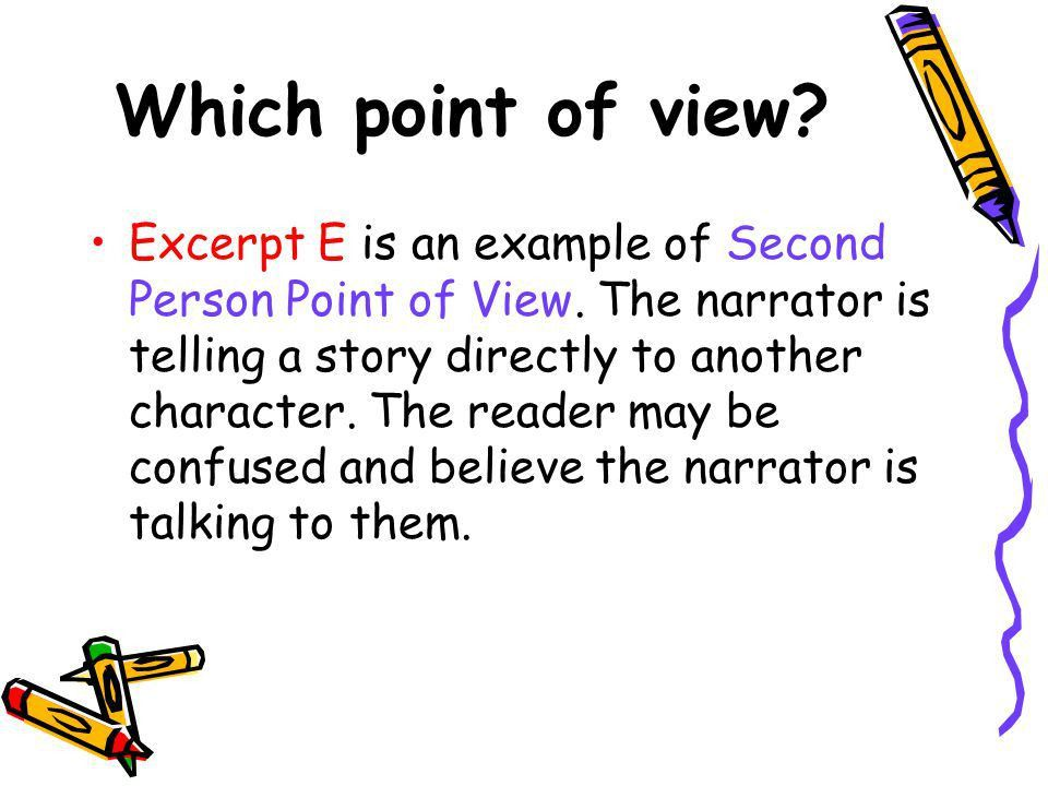 Point of View. - ppt video online download