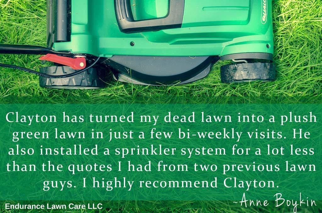Endurance Lawn Care - Google+
