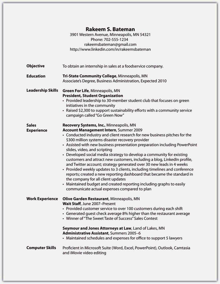 Retail Sales Associate Resume Sample Writing Guide Rg Best Resume ...