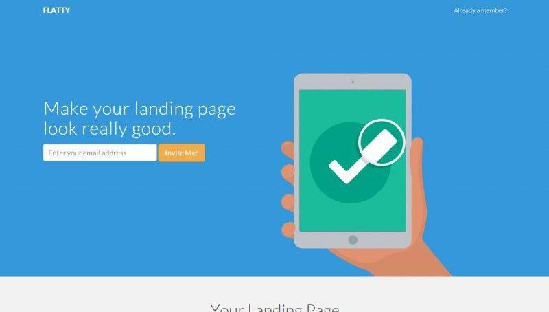 15 Beautiful Bootstrap Landing Pages Templates | WDHub