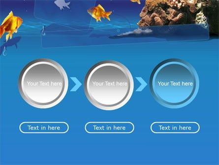 fish powerpoint template free download microsoft powerpoint ...